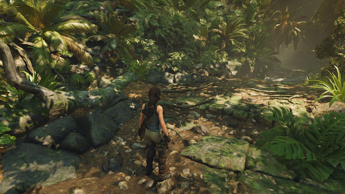 Shadow of the Tomb Raider – Shadow Quality