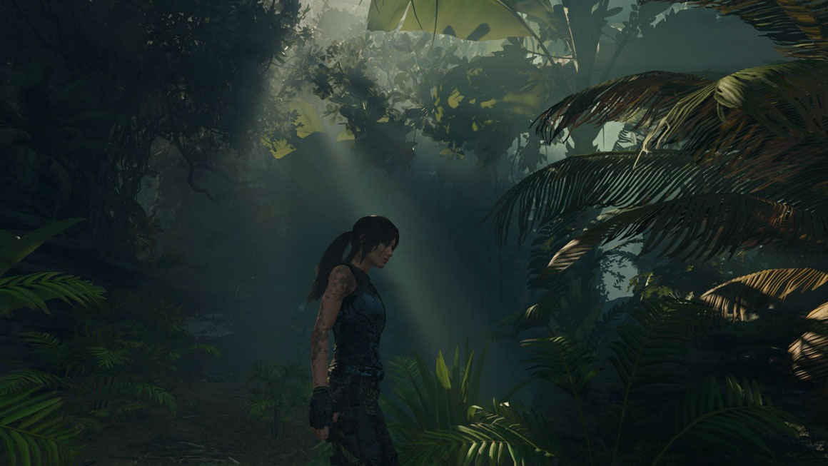 Shadow of the Tomb Raider – Volumetric Lighting