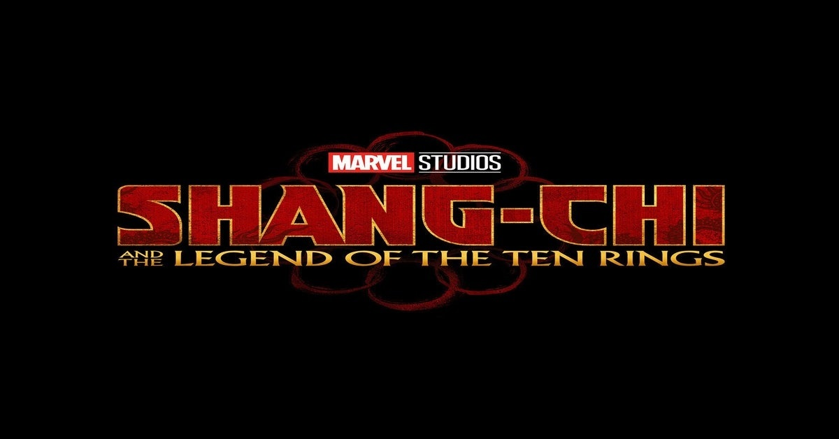 Shang-Chi and the Legend of the Ten Rings; screenshot: logo