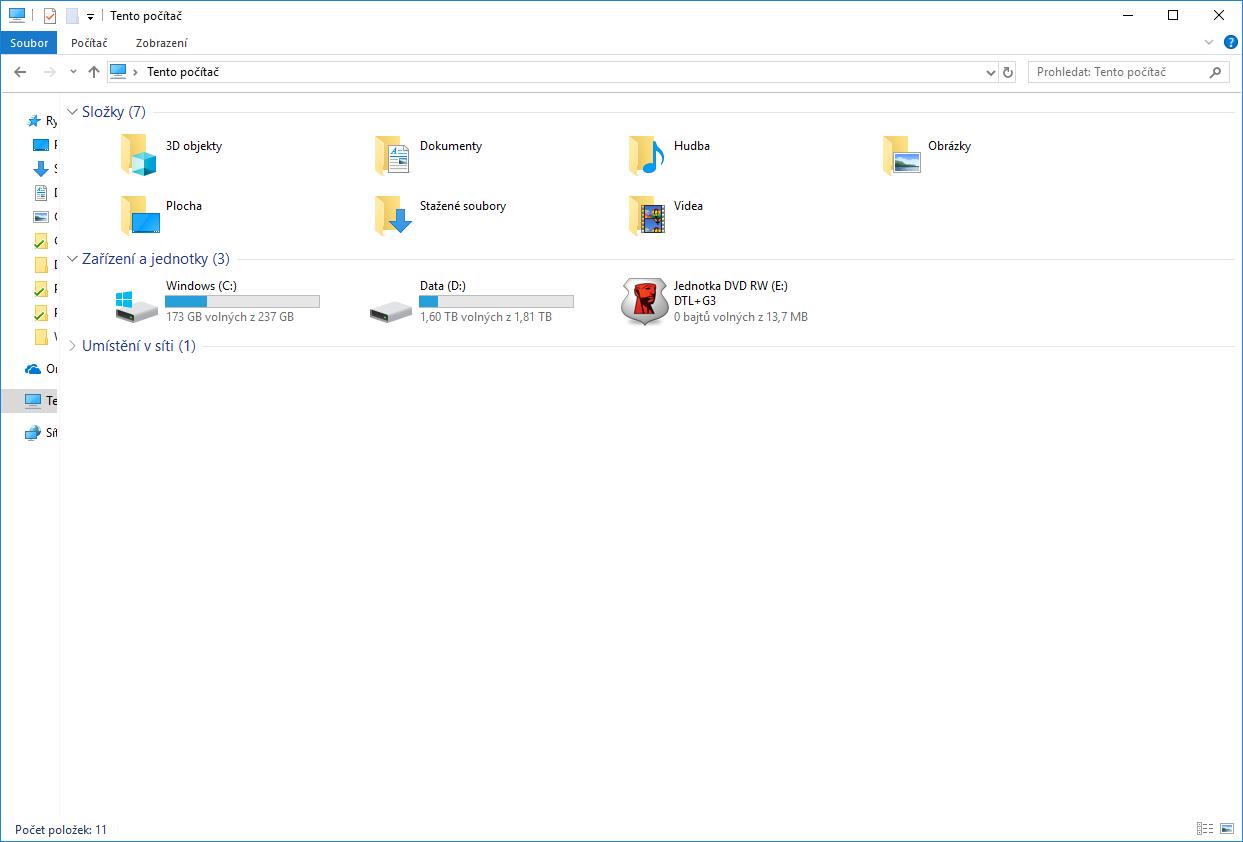 Uzamknutie USB disk.