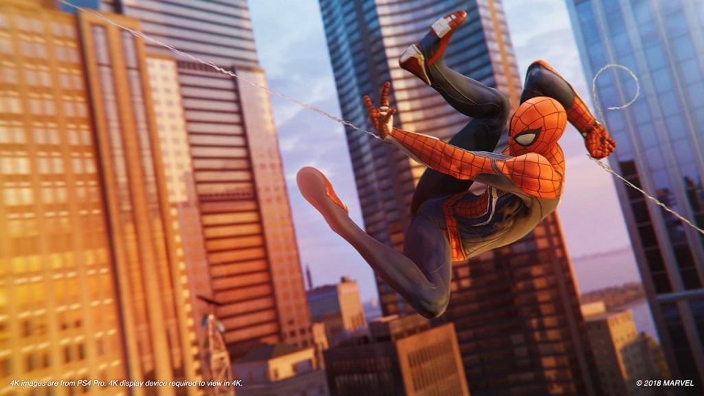 Najočakávanejšie hry v septembri 2018  Spider-Man 86060c0ce8