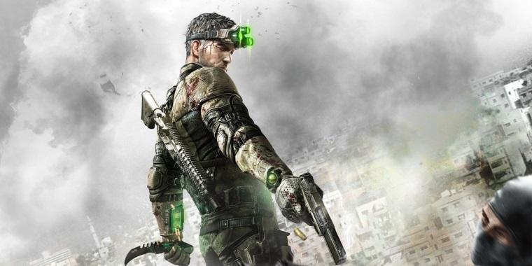 Splinter Cell; screenshot: cover
