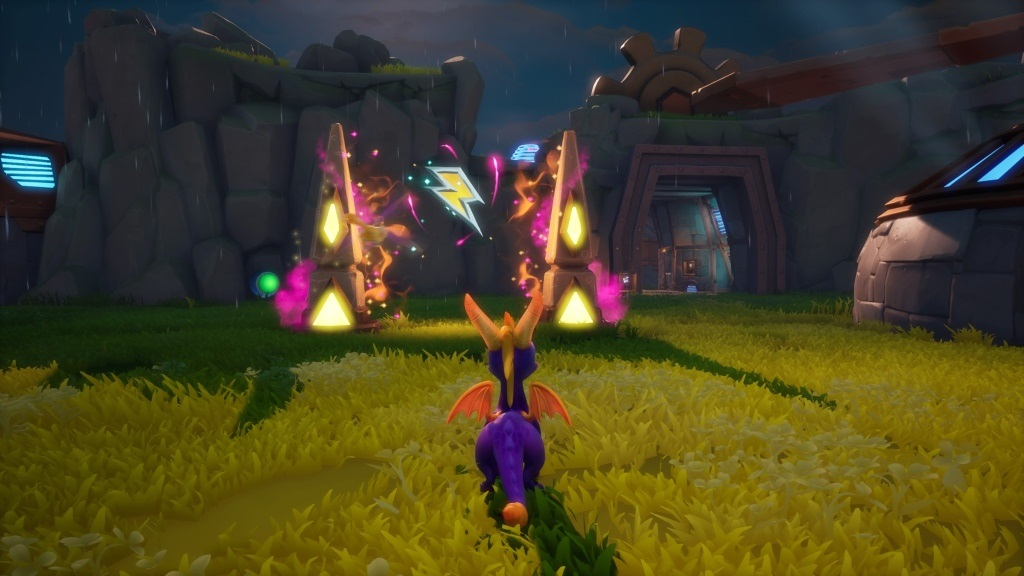dcd025cde Spyro reignited Trilogy; gameplay: PowerUp ...