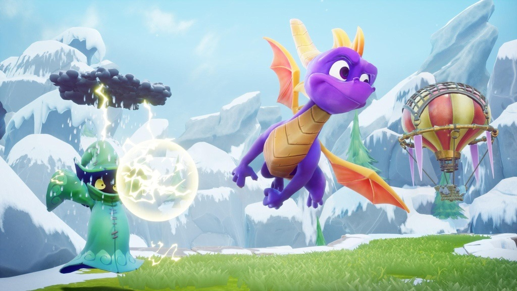 ae7ed2df1 Spyro Reignited Trilogy; screenshot: boúrka ...