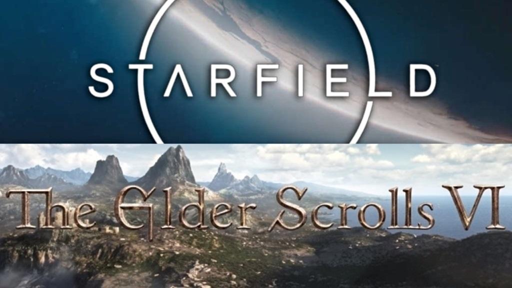 PlayStation 5; Starfield, The Elder Scrolls 6