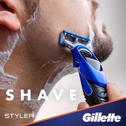 Gillette Fusion ProGlider Styler