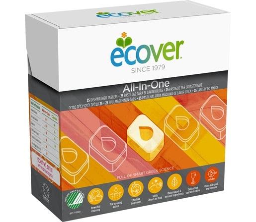 Tablety do umývačky Ecover