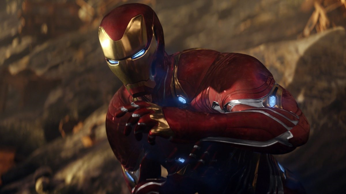 Marvel's Avengers; screenshot: Iron Man