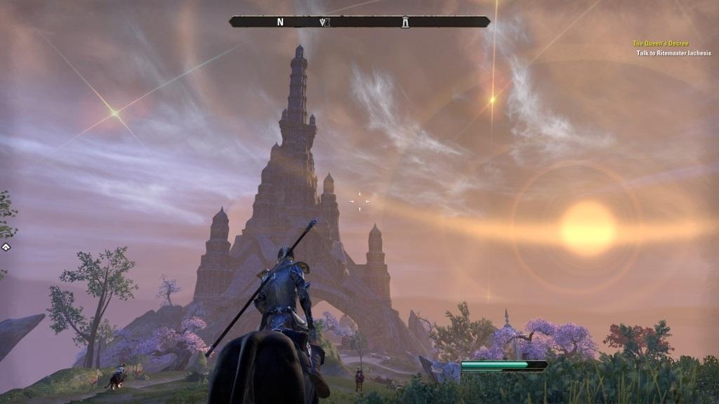 The Elder Scrolls Online: Summerset; gameplay: kúzelný svet