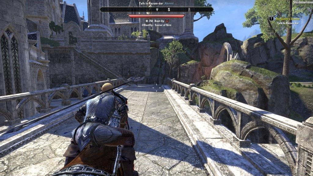 The Elder Scrolls Online: Summerset; gameplay: most