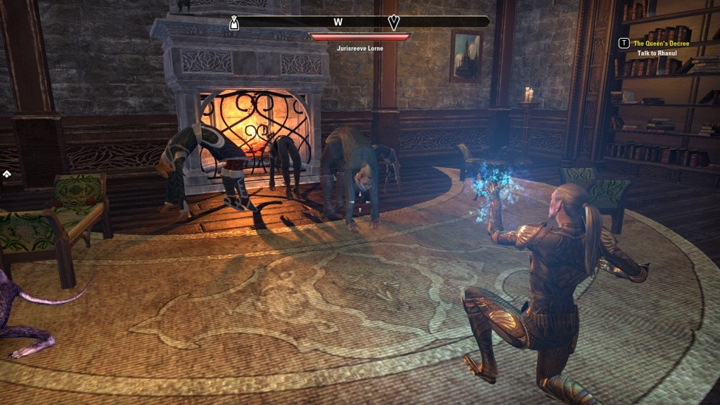The Elder Scrolls Online: Summerset; gameplay: obrad