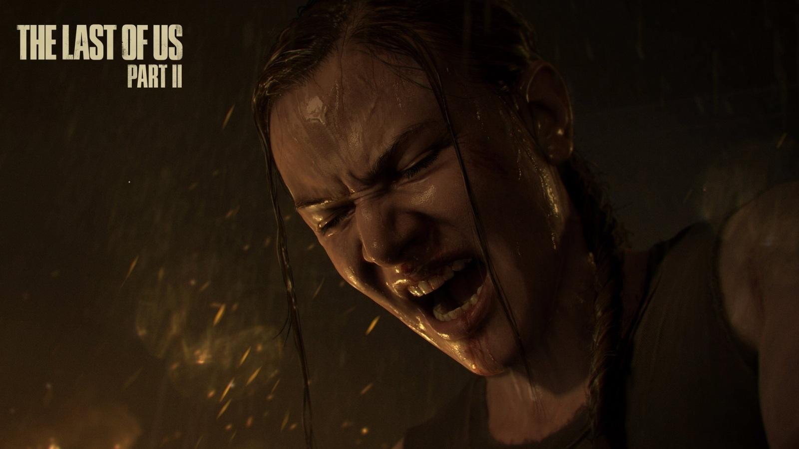 PlayStation 5; screenshot: The Last of Us: Part II
