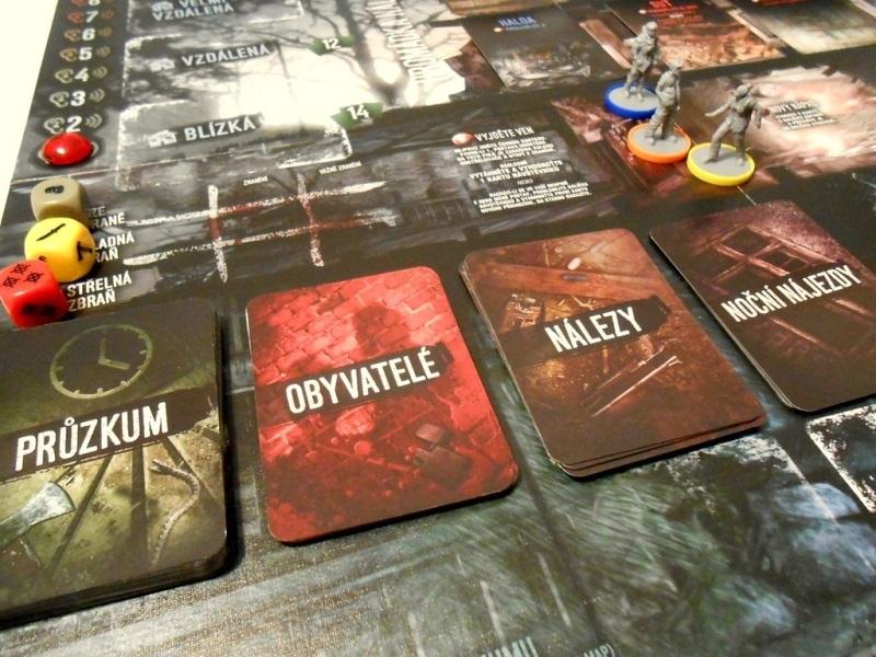 Doskové hry podľa počítačových predlôh; screenshot: This War of Mine, pôvodná verzia