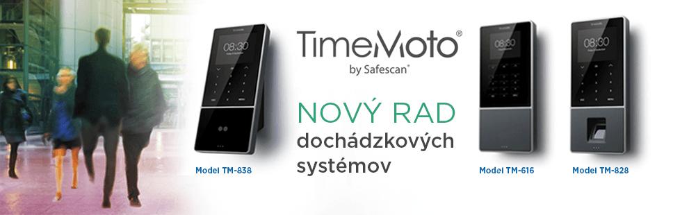 TimeMoto, dochádzkový systém