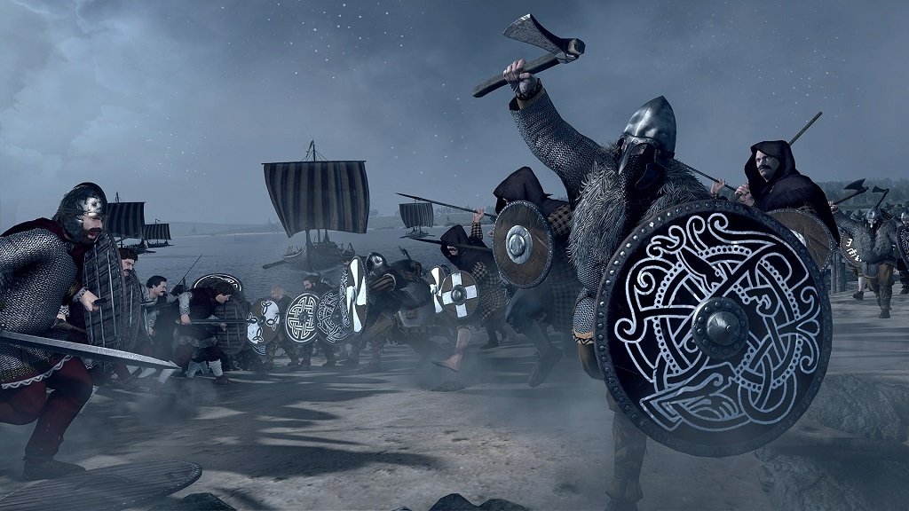 Total War Saga: Thrones of Britannia; Vikingovia, Dyflin