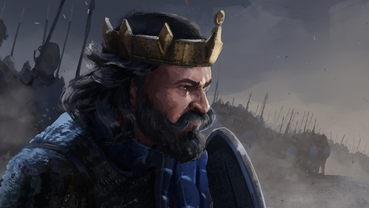 Total War Saga: Thrones of Britannia; kráľ