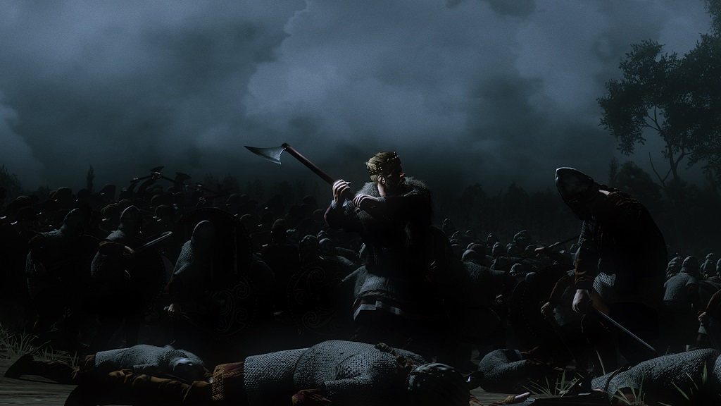 Total War Saga: Thrones of Britannia; Vikingoviaa