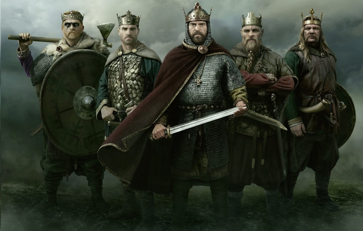 Total War Saga: Thrones of Britannia; králi, lordi, hrdinovia