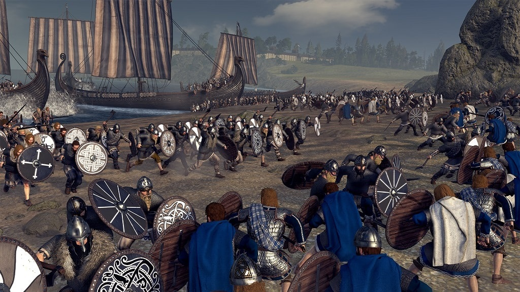Total War Saga: Thrones of Britannia; Vikingovia, Sudreyar