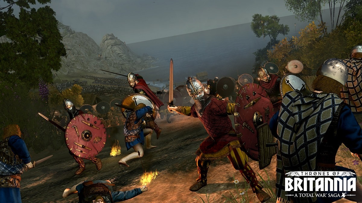 Total War Saga: Thrones of Britannia; Wessex, Anglosasi, bojovníci