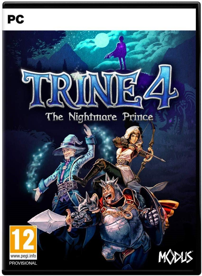Trine 4: The Nightmare Prince; recenze