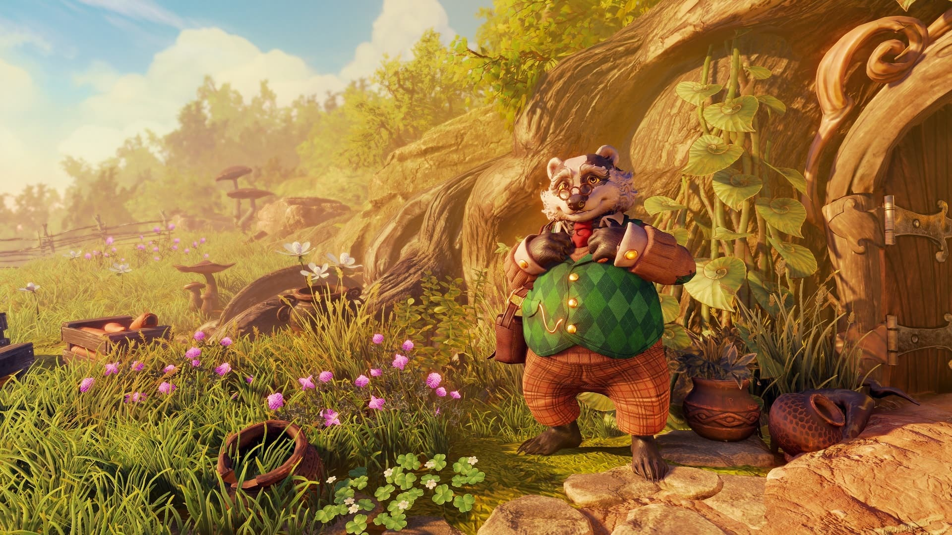 Trine 4: The Nightmare Prince; screenshot: recenze
