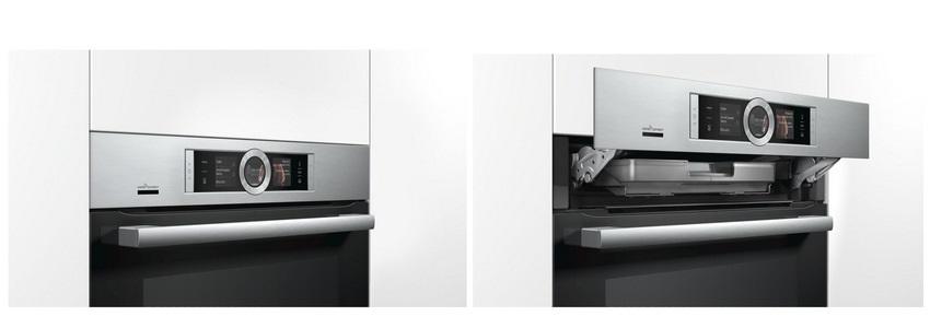 Parná rúra Bosch HSG636XS6