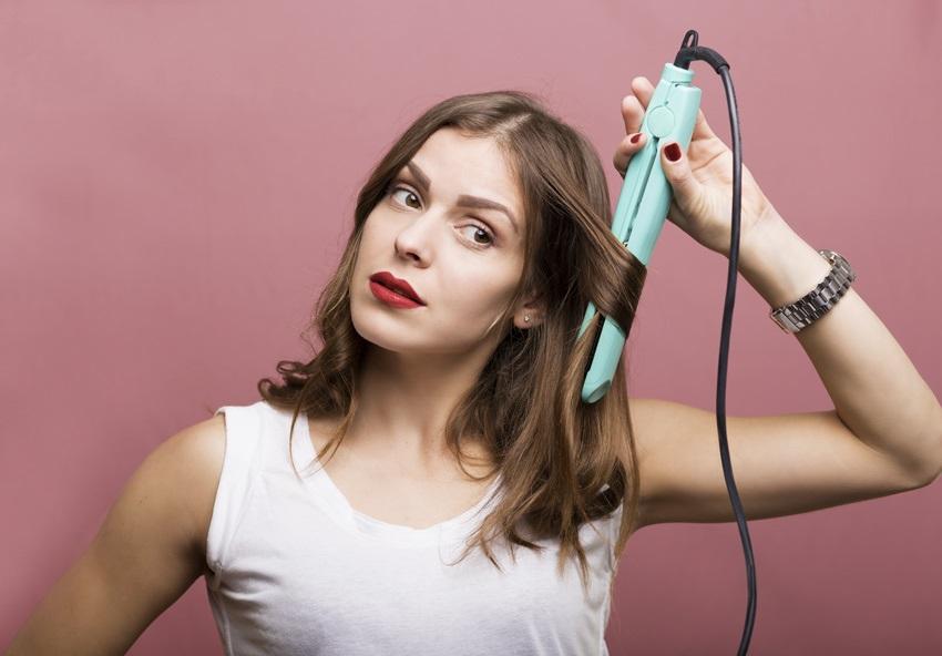 Ako urobiť vlny žehličkou na vlasy   22f373e827e