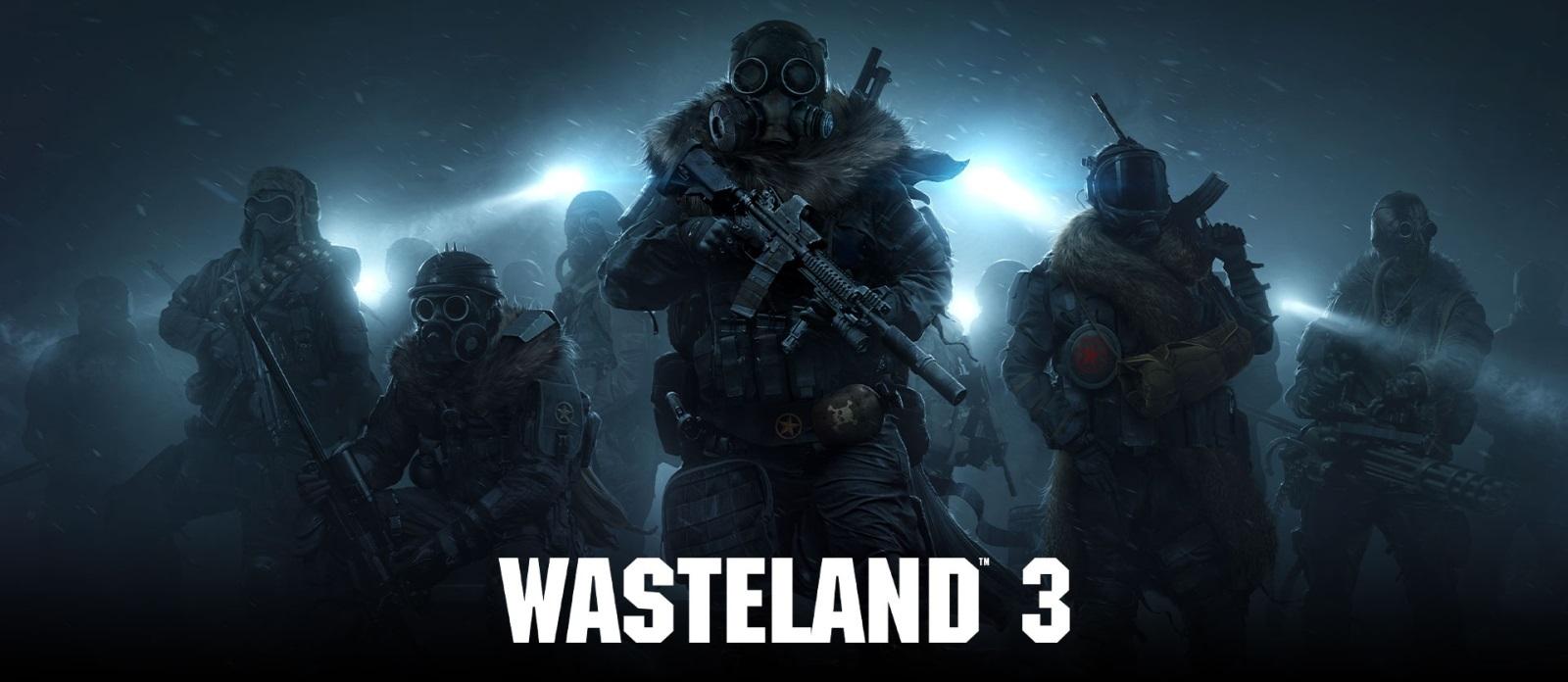 Wasteland 3; screenshot: cover