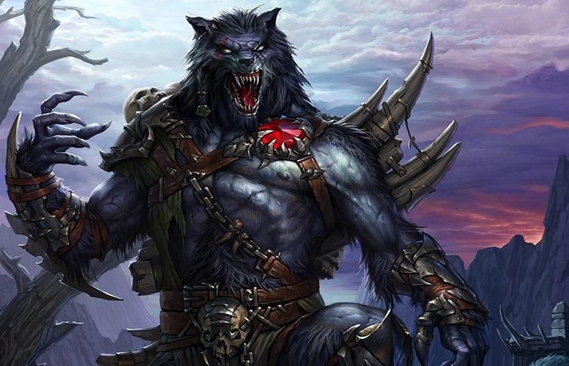 Werewolf: The Apocalypse – Earthblood; screenshot: vlkolak