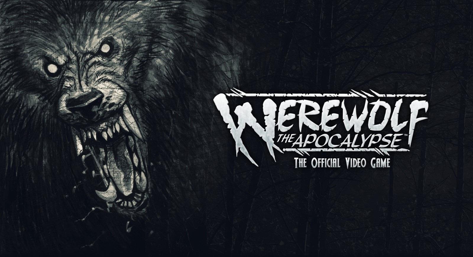 Werewolf Apocalypse; screenshot: cover, logo