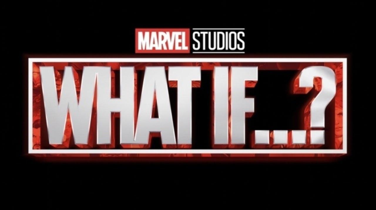 What If...?; screenshot: logo