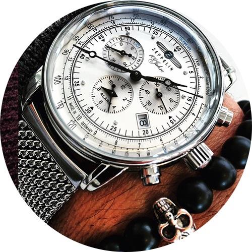 Quartz hodinky Zeppelin