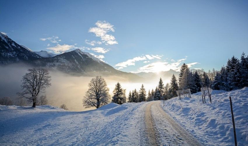 Zimné pneumatiky v Rakúsku