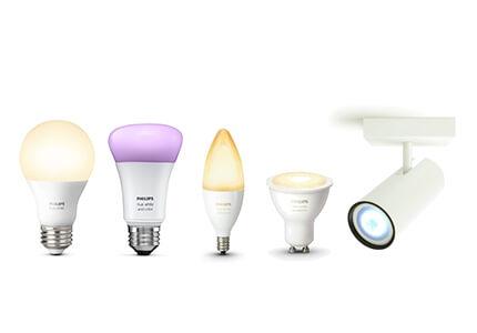 Inteligentné žiarovky Philips Hue