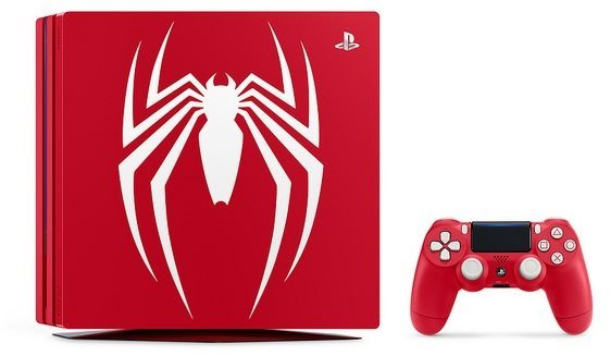 Spider-Man Limited Edition için layStation 4