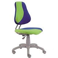ALBA Fuxo S-Line zeleno/modrá - Detská stolička