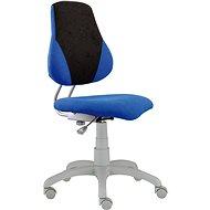 ALBA Fuxo V-linemodro/sivá - Detská stolička