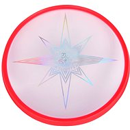 Aerobie Skylighter Svietiace Frisbee 30 cm - červená - Frisbee
