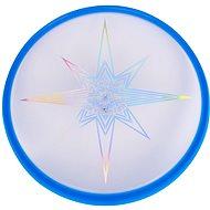 Aerobie Skylighter svietiace Frisbee 30 cm - modrá - Frisbee