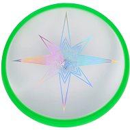 Aerobie Skylighter Svietiace Frisbee 30 cm - zelená - Frisbee