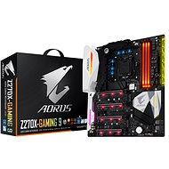 GIGABYTE AORUS Z270X-Gaming 9 - Základná doska