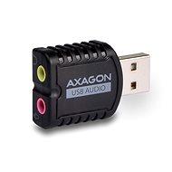 AXAGON ADA-10 MINI - Externá zvuková karta