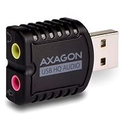 AXAGON ADA-15 MINI HQ - Externá zvuková karta