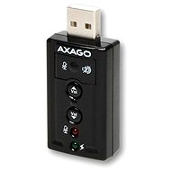 AXAGO ADA-20 - Externá zvuková karta