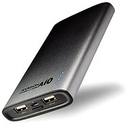 AXAGON PWB-A10 ALU 10000 - Power Bank