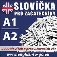 Angličtina – Slovíčka pro začátečníky A1, A2 - kolektív autorov