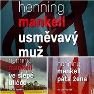 4. - 6. díl série s komisařem Wallanderem za výhodnou cenu - Henning Mankell