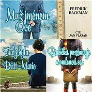 Balíček audioknih Fredrika Backmana za výhodnou cenu - Fredrik Backman