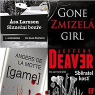 Balíček audioknih světových detektivek za výhodnou cenu - Anders de la Motte